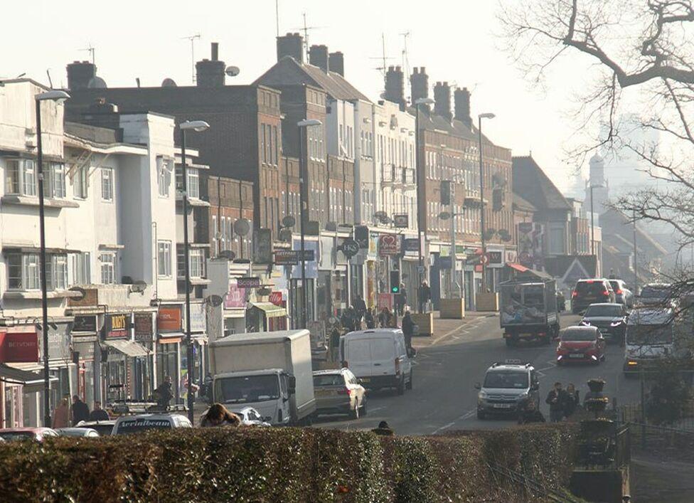Awards town centres