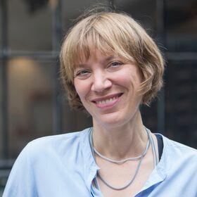 Portrait of Katja Stille