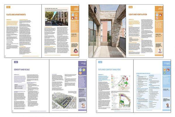 5730 Bradford Housing Design Guide spreads