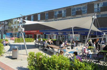 Hemel Hempstead Food court