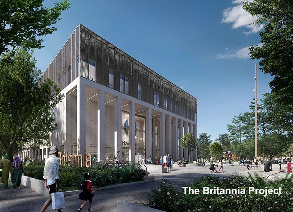 Building London Planning Awards britannia