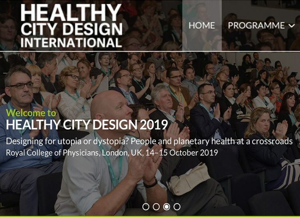 Healthy conference