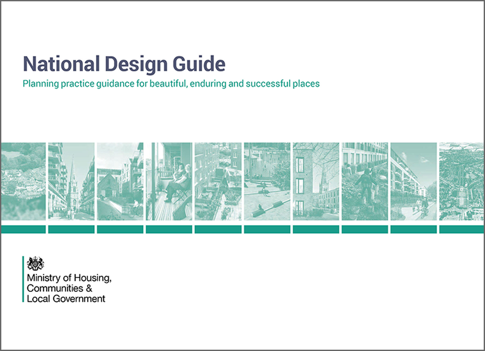 National Design Guide MHCLG Tibbalds and Design Council
