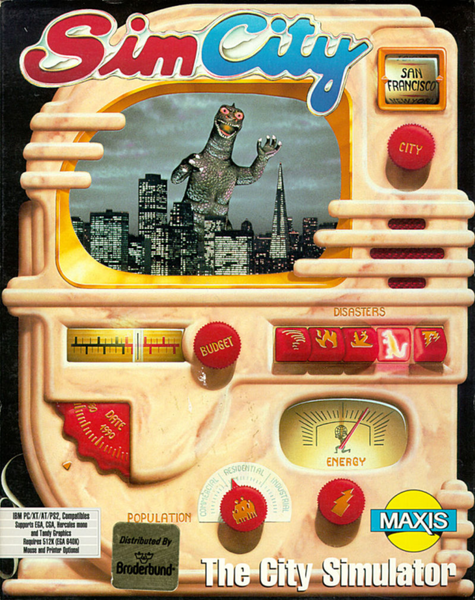 Fig 3 Sim City
