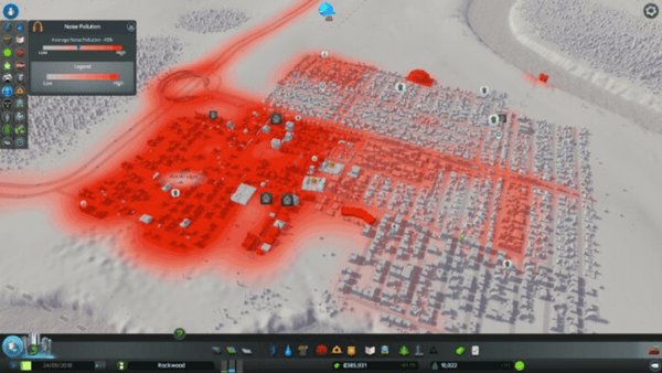 Fig 6 city skylines noise pollution