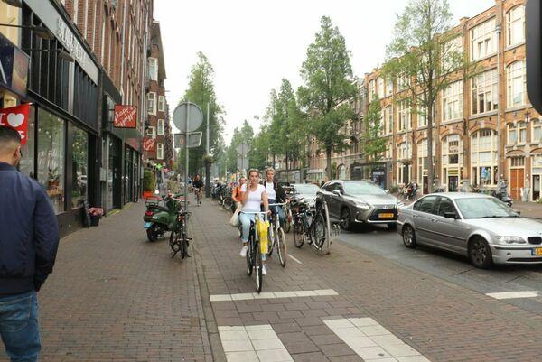 Common scene in Amsterdam 1024x683