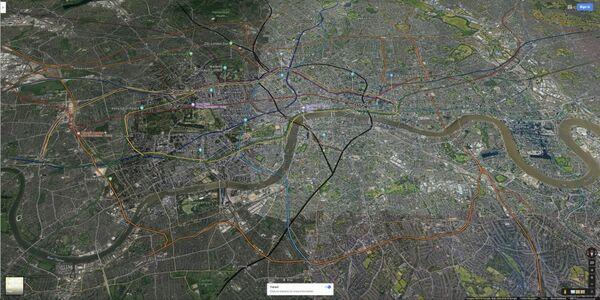 London Transport 1024x511