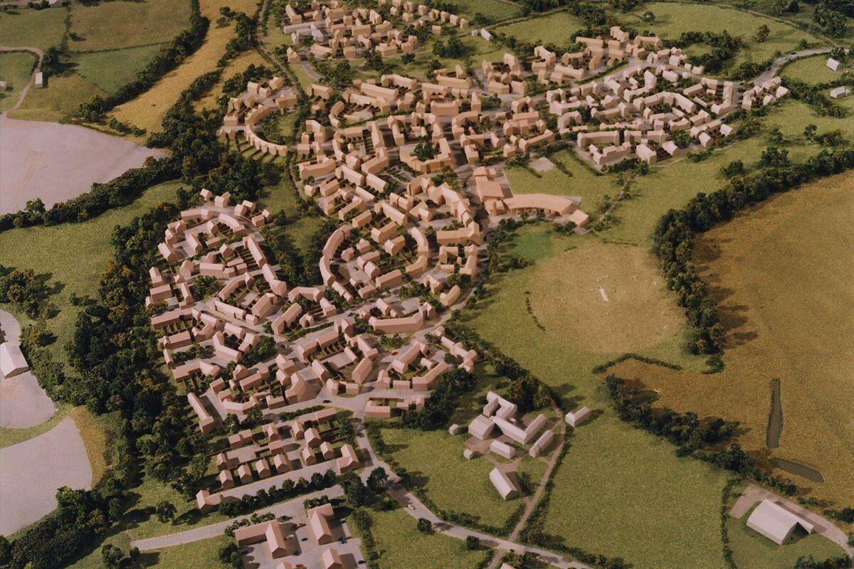 Model of development at Lightmoor