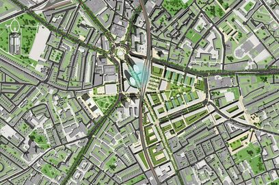 5028 Elephant and Castle masterplan