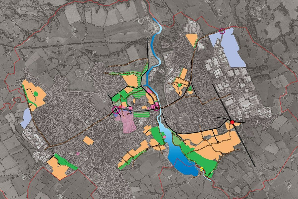 Winsford Neighbourhood Development Plan sites