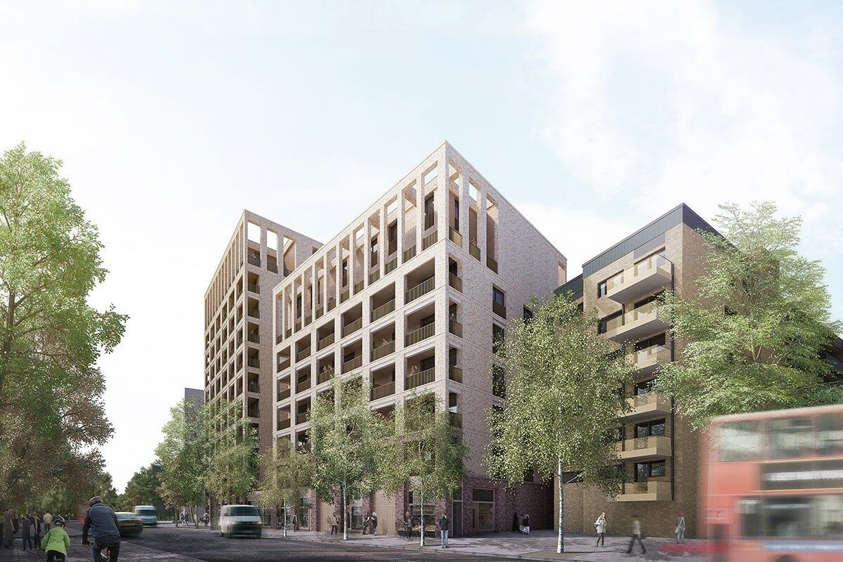 Delivering award winning, high quality, multi-phased estate regeneration in Hackney