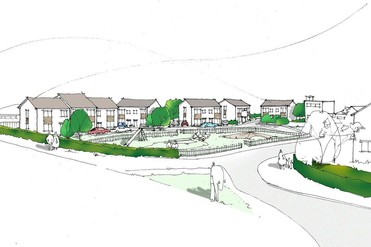Bolsover Public Land Strategy - sketch