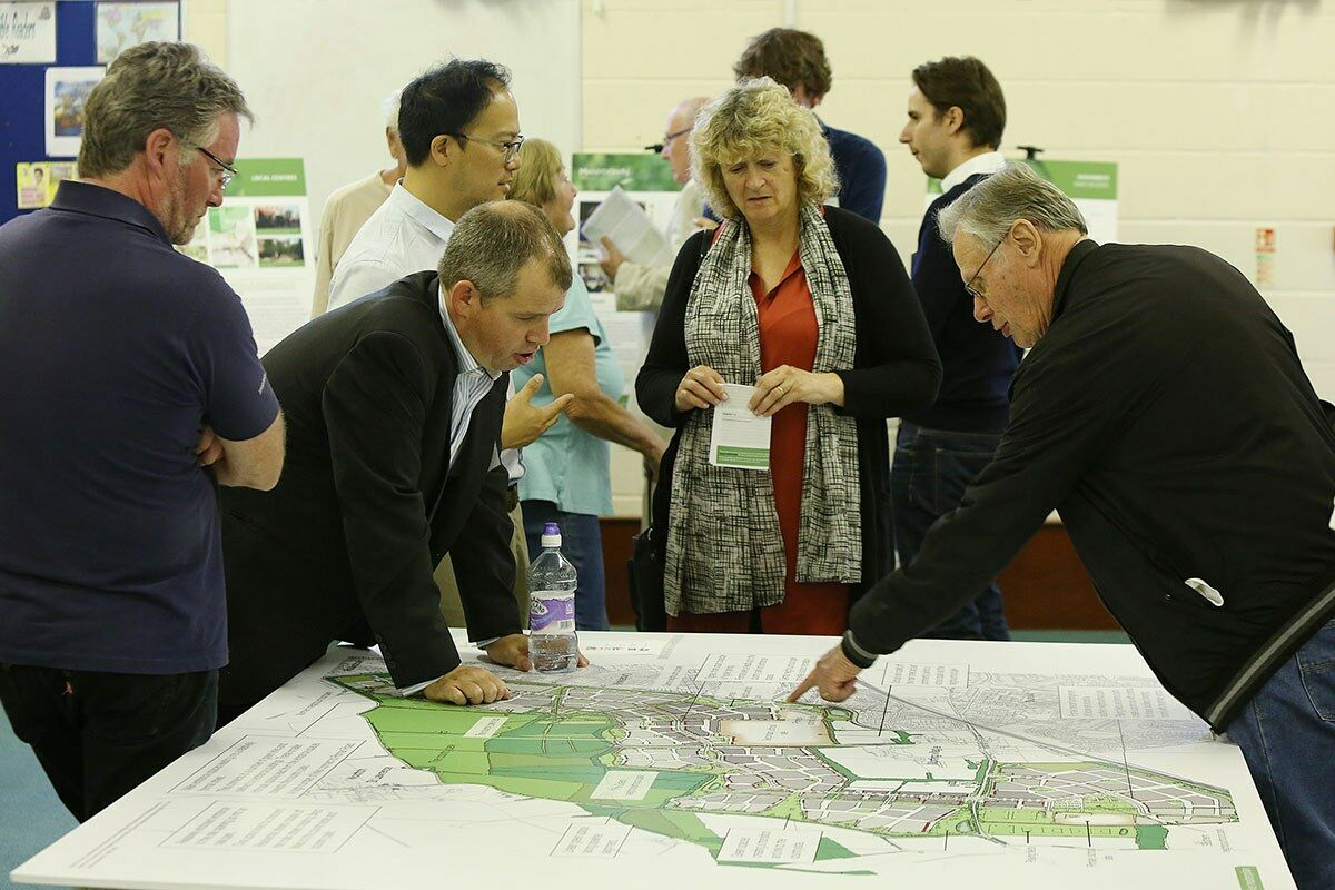 5556 Manydown consultation event photo