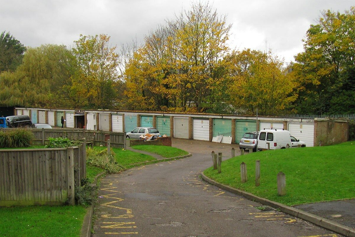 Identifying the potential for Council-owned garage sites to be brought forward for the development of affordable housing