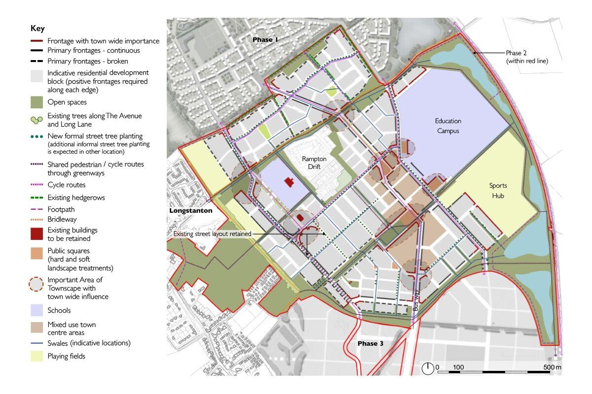 Northstowe P2 UDF short