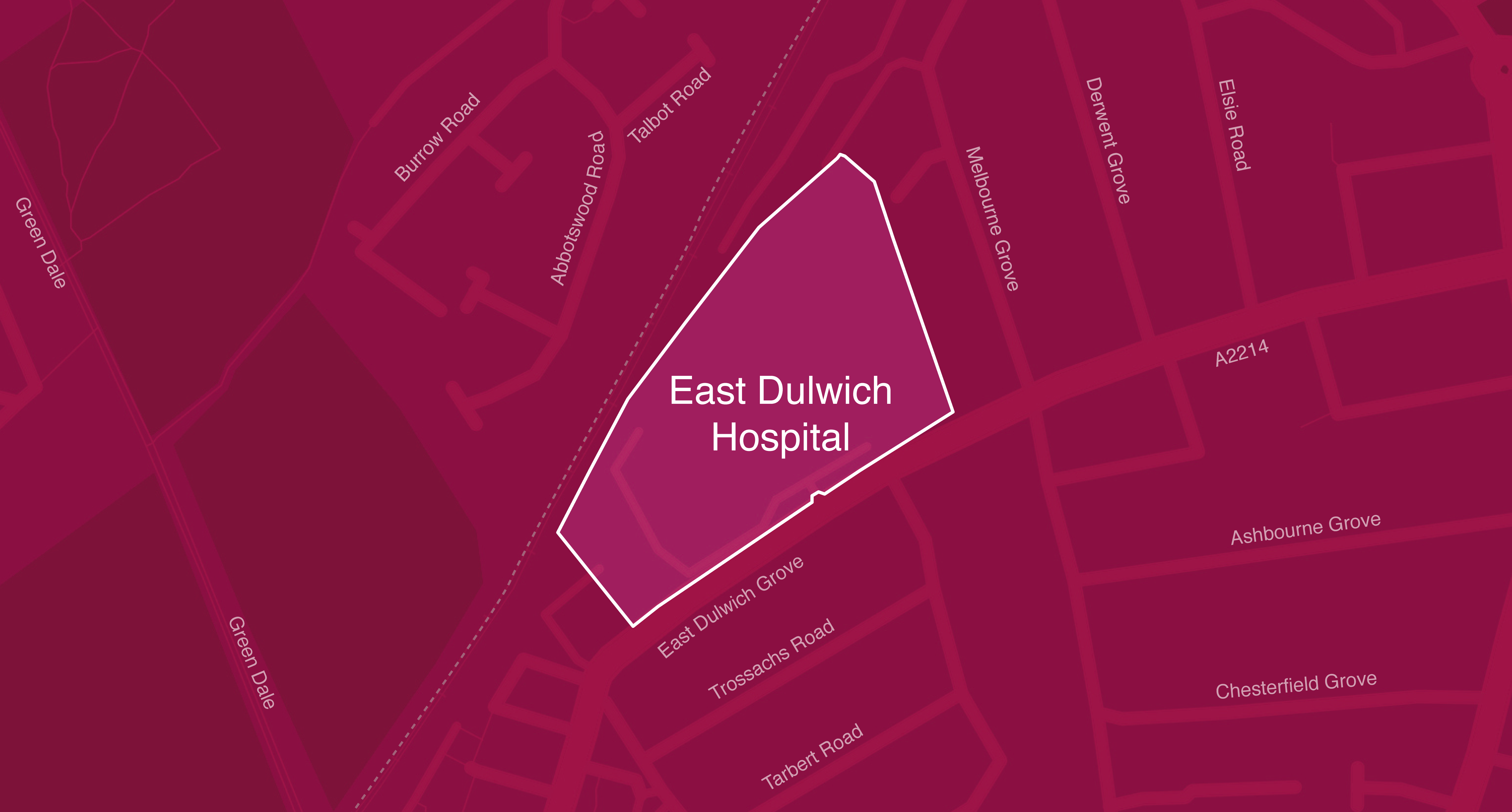 5603 East Dulwich Hospital 1400px by 752px 01