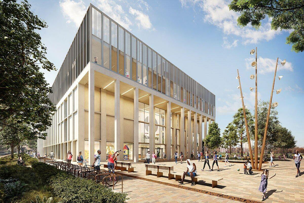 5674 Britannia Project leisure centre