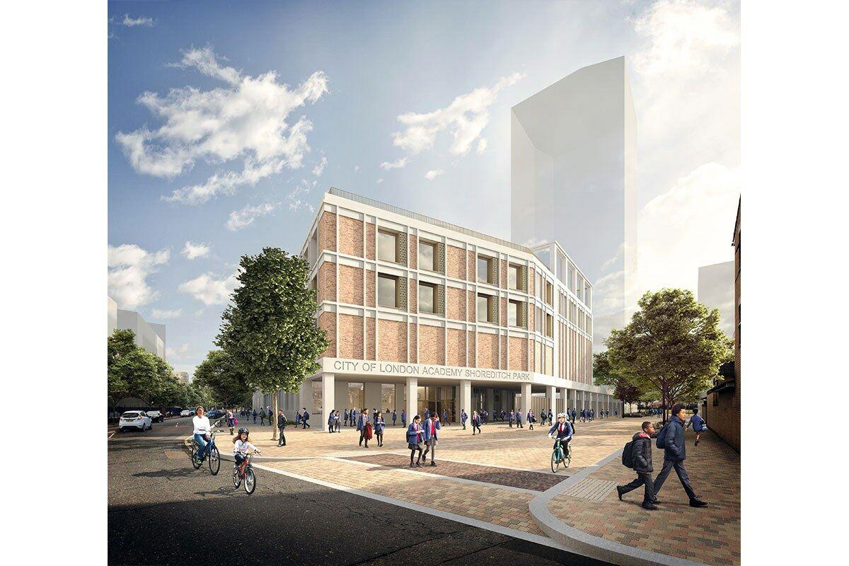 5674 Britannia Project school