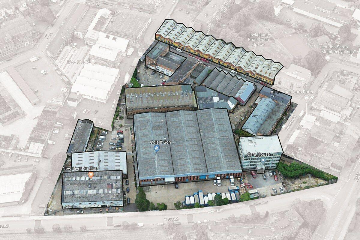 5719 Harringey Warehouse District