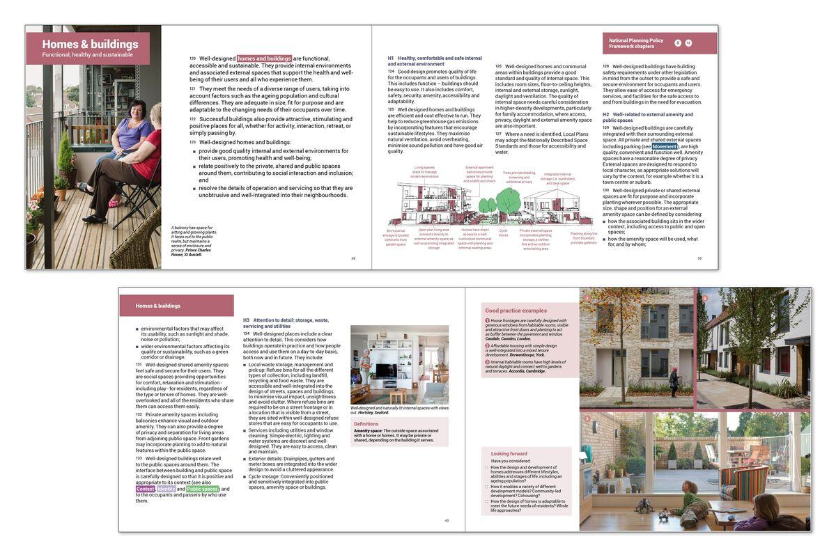 5750 National Design Guide MHCLG