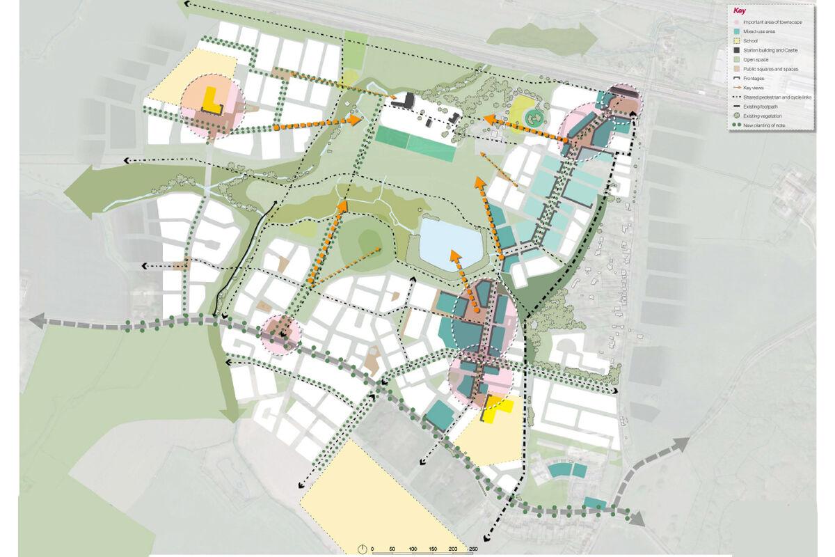 Otterpool mplan Urban Design Framework