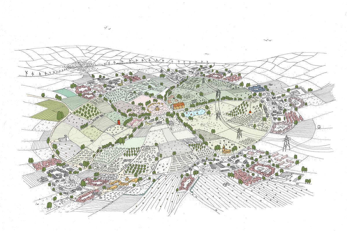 Illustrative concept plan
